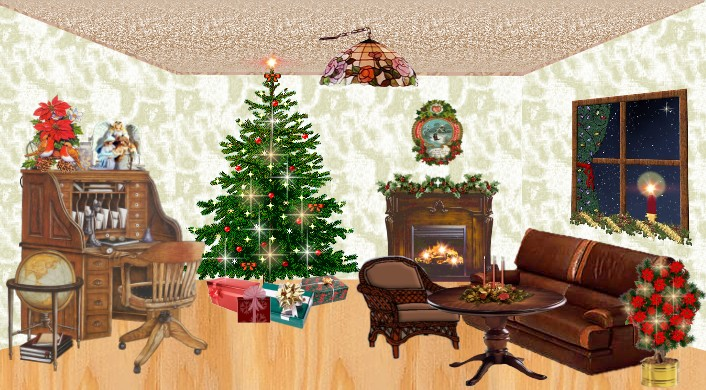 Pictures Animations Christmas House MySpace Cliparts