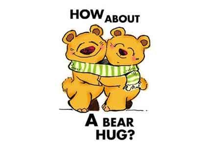 Animated Hugs